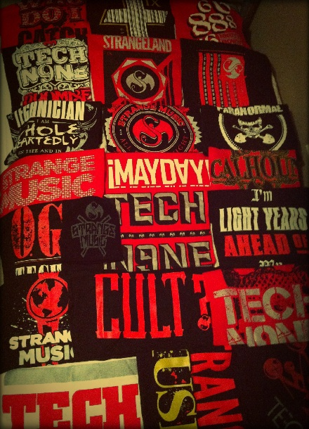 A Ton Of Tech N9ne Gear