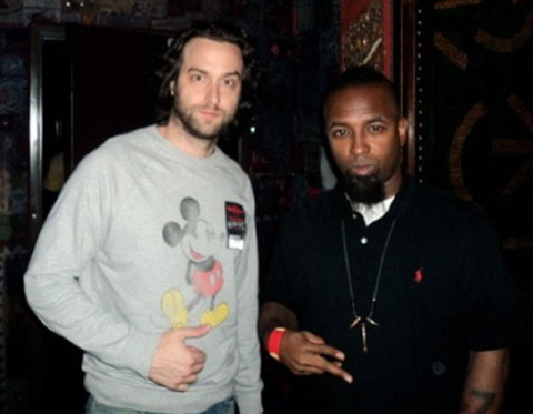 Chris D'Elia And Jay  Mohr Talk Hip Hop