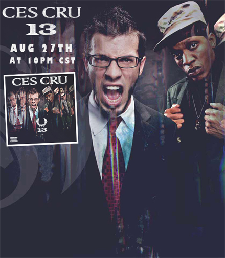 CES Cru Live On UStream