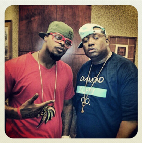 Kutt Calhoun And E-40