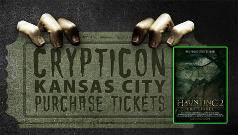"""A Haunting On Hamliton Street 2"" At Crypticon"