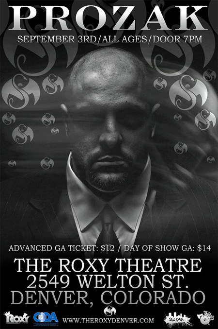 Prozak Live At The Roxy