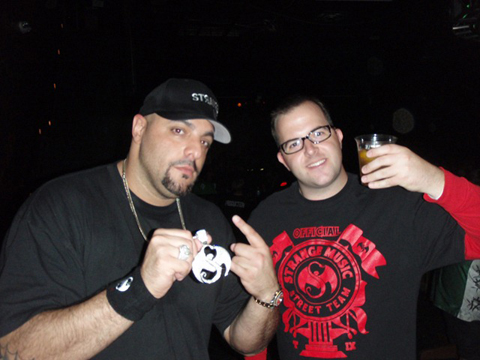 Prozak In Reno With Fans