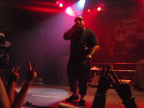Prozak Performing Live In Reno, NV