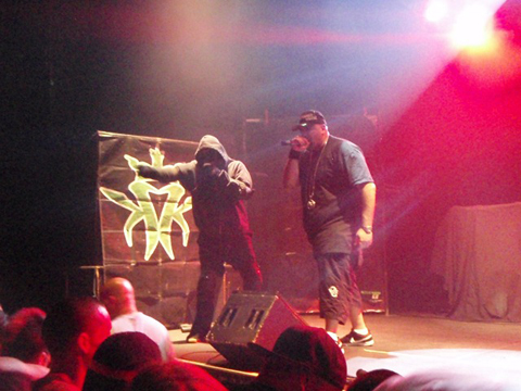 Prozak Performs Live In Reno On The Mile High Tour