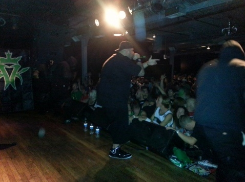 Prozak Live On Mile High Tour