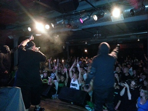 Prozak Performs In Chicago