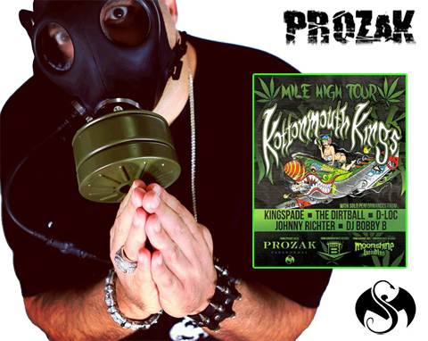 Prozak On The Mile High Tour
