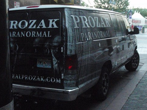 Prozak Van Spotted In Reno