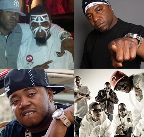 Spice 1 On Recruiting Tech N9ne, Bone-Thugs-N-Harmony, Busta Rhymes, And Twista