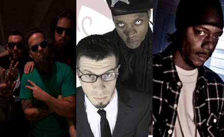 ¡MAYDAY! Preps 'Strange March' Music Video Featuring CES Cru And Brotha Lynch Hung