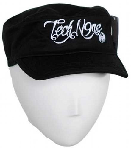 Tech N9ne Black Ladies Hat