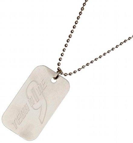 Tech N9ne Dog Tag
