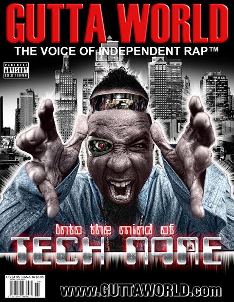 Tech N9ne Reveals The Worst Thing He's Ever Done