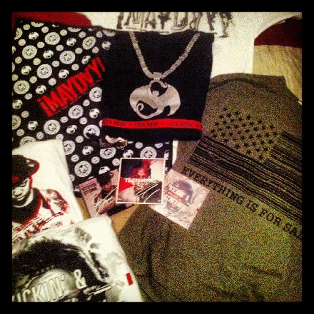 Tech N9ne And Strange Music Gear From SOS Sale