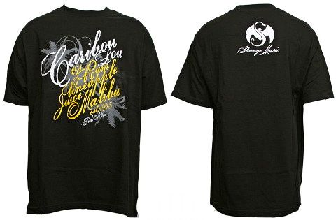 Tech N9ne - Black Caribou Lou 3 T-Shirt