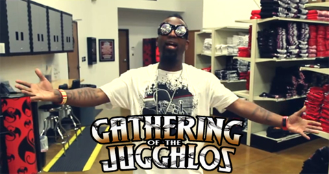 Tech N9ne Live At The Gathering Of The Juggalos 2012