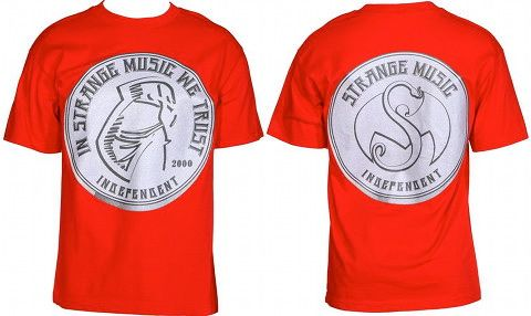 Tech N9ne - Red Coin T-Shirt