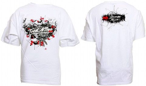 Tech N9ne - White Lips T-Shirt