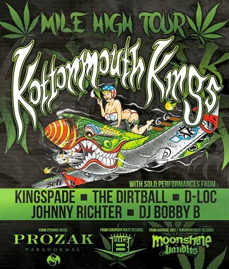 The Mile High Tour Featuring Prozak
