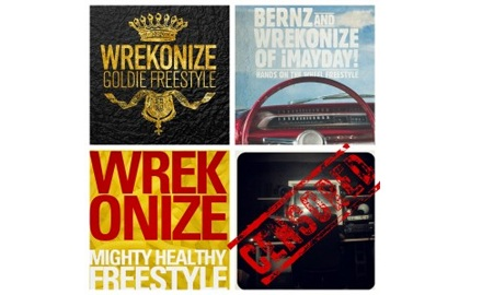 Vote For Wrekonize's Final Beat