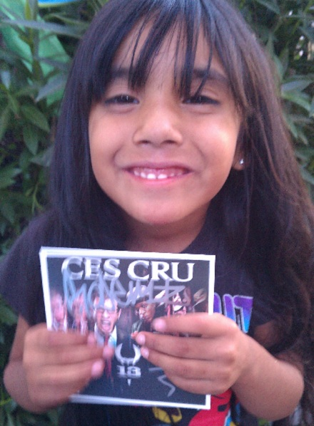 Fan With CES Cru Pre-Order