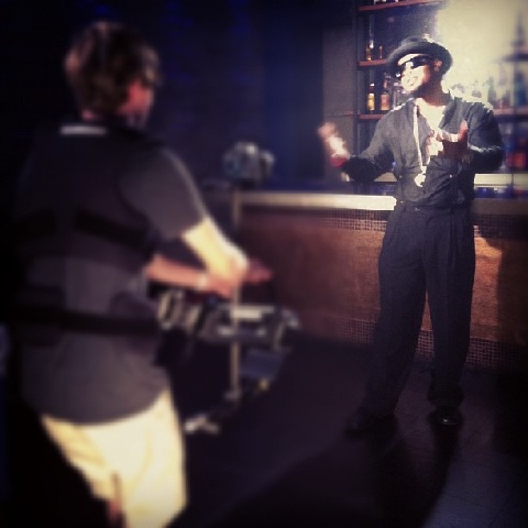 Behind The Scenes With Kutt Calhoun