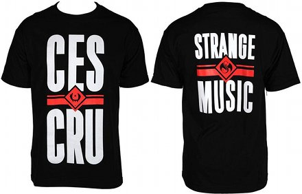 CES Cru - Black Diamond Stripe T-Shirt