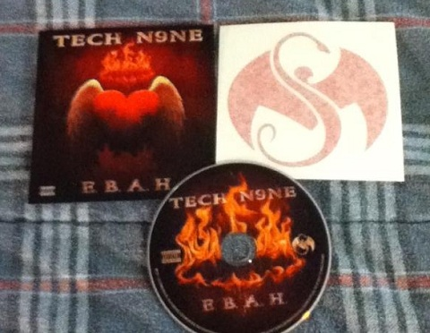 Pre-Orders For Tech N9ne E.B.A.H.