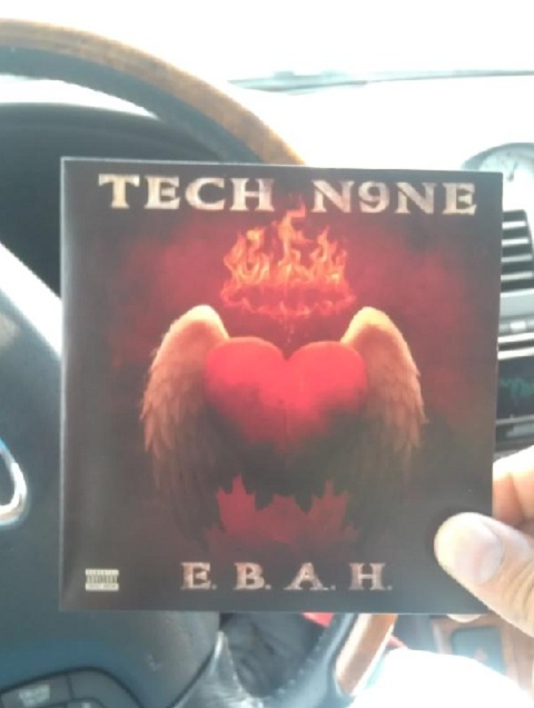 Tech N9ne E.B.A.H. Pre-Order Arrives
