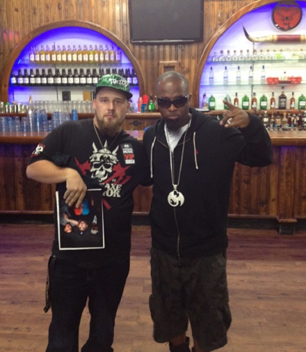 Fan With Tech N9ne