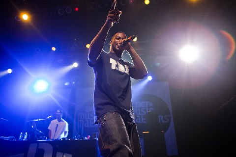 Jay Rock On The Music Matters Tour In New York City