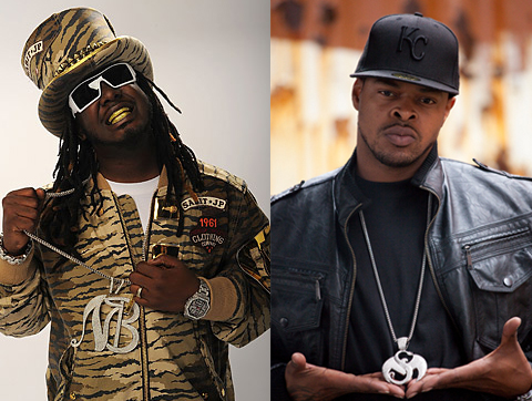 Kutt Calhoun Looks To T-Pain For New Collaboration