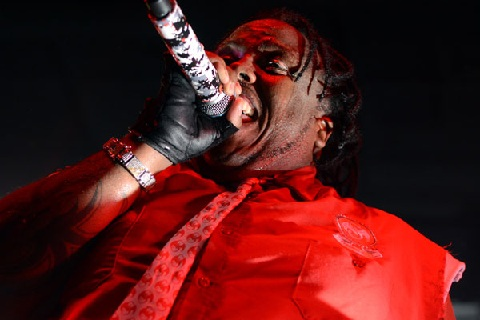 Krizz Kaliko Live At Strange Energy With Tech N9ne