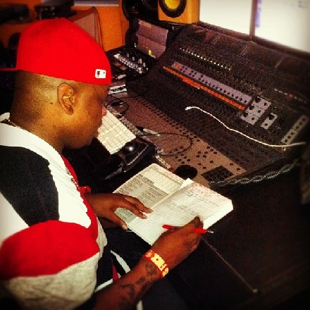 Stevie Stone Writing For New EP