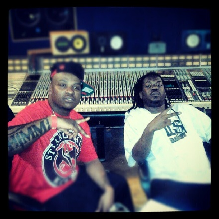 Stevie Stone And Spaide Ripper In The Lab