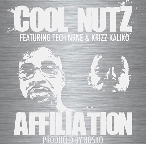 LISTEN: Cool Nutz 'Affiliation' Featuring Tech N9ne And Krizz Kaliko [Audio]