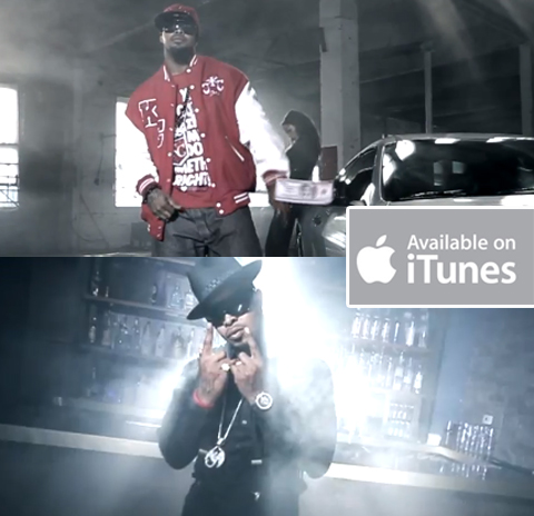 Kutt Calhoun's 'Strange $' And 'Bottle Service' Music Videos Now On iTunes!