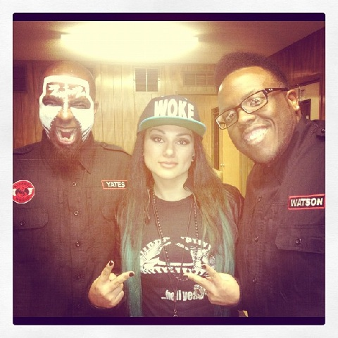 Tech N9ne Confirms Snow Tha Product And Krizz Kaliko Collab