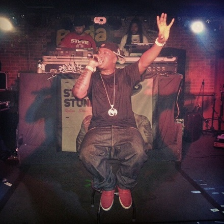 Stevie Stone Performing In Chicago