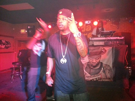 Stevie Stone Performs In Chicago