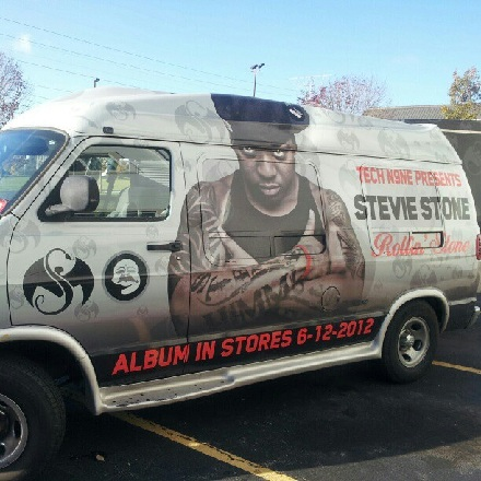 Stevie Stone In Chicago
