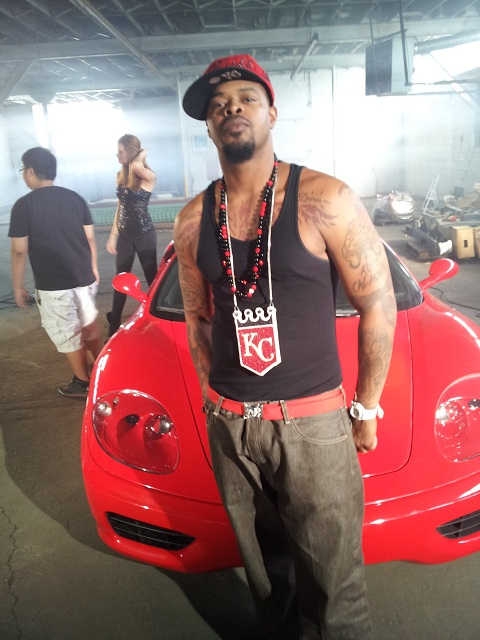 "Kutt Calhoun - Behind The Scenes Of ""Strange $"""