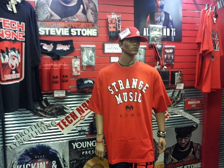 Strange Music Gear At 7th Heaven