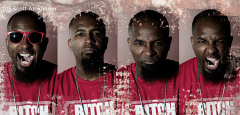 Tech N9ne In Abort Magazine