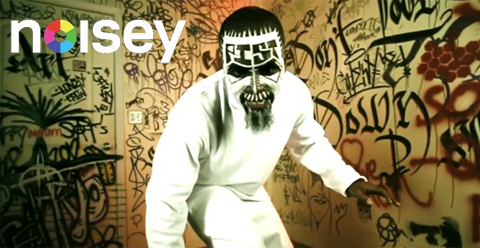 "Noisey Exclusive - Tech N9ne ""URALYA"" Official Music Video"