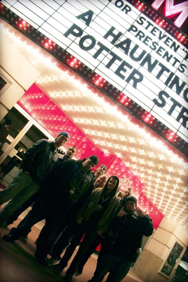 """""""A Haunting On Potter Street"""" Premiere"""