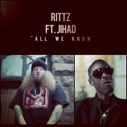 "Rittz ""All We Know"" Official Music Video Featuring Jihad"