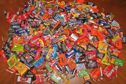 Assorted Candy - Gift Of Rap 2012