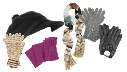 Winter Accessories - Gift Of Rap 2012